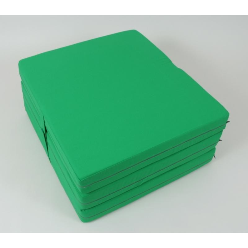 3-osaline madrats 70x190x10