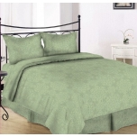 Satiinist voodipesukomplekt 240x220/50x60x2