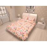 Linane voodipesukomplekt 200x210/2x50x60 cm